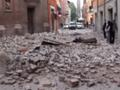News video: Raw Video: Powerful Quake in Northern Italy